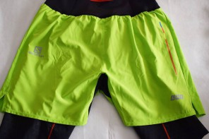 Test Salomon S-lab Exo TW Short M