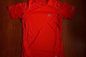 Preview Camiseta Salomon Agile SS Tee M