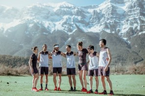 El Salomon team arranca temporada con un road trip por los Pirineos
