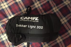 CAMPZ Trekker Light 300